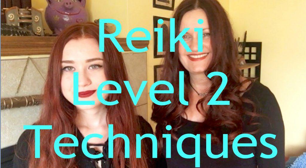 Reiki 2 symbols