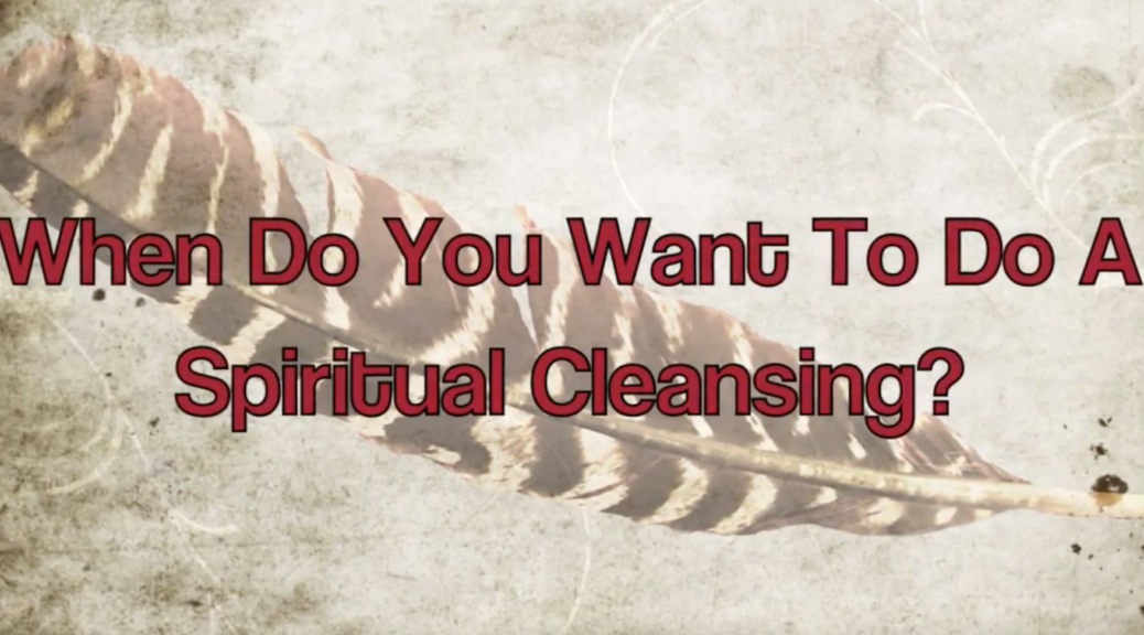 How To Do A Spiritual Cleansing Of Your House
