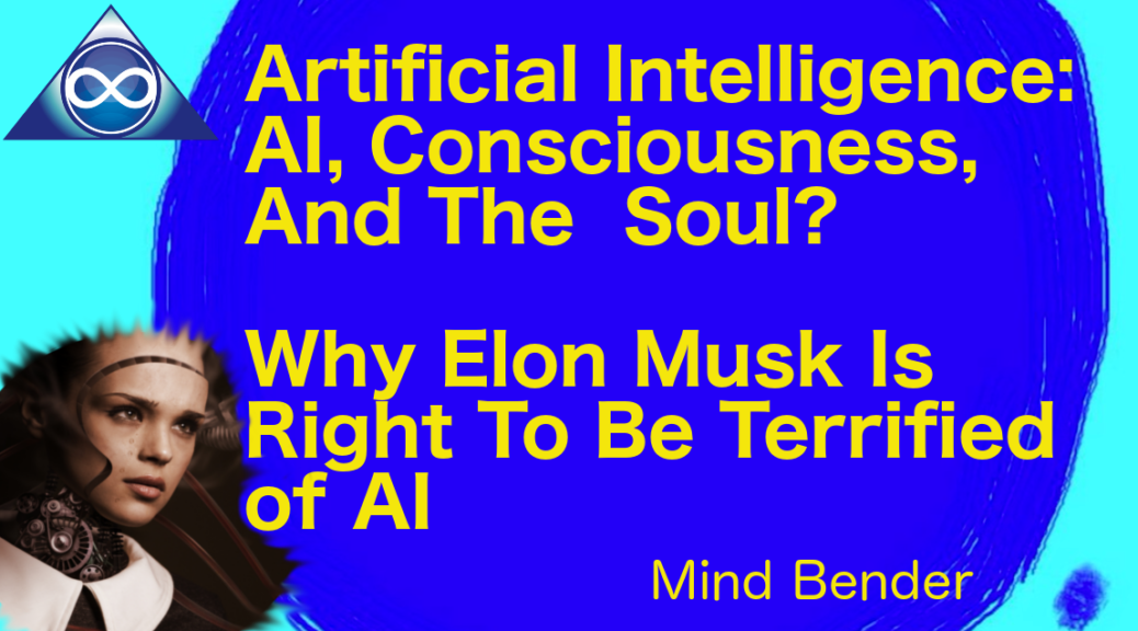 Artificial intelligence: AI, Consciousness, And The Soul?