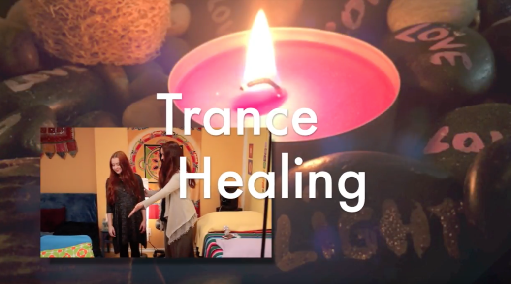Spiritual Healing Medium: A Trance Healing Session